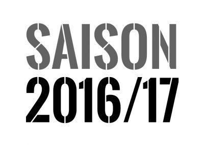 Saison 2016/17