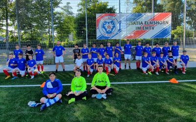 HOLSATIA goes Landesliga – Aufstieg geschafft!