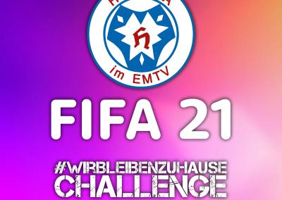 FIFA 21 Home Challenge